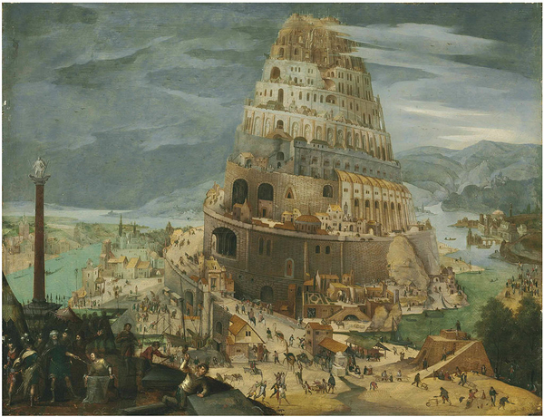 Myter  Babelstaarnet  Grimmer tower of babel  wiki